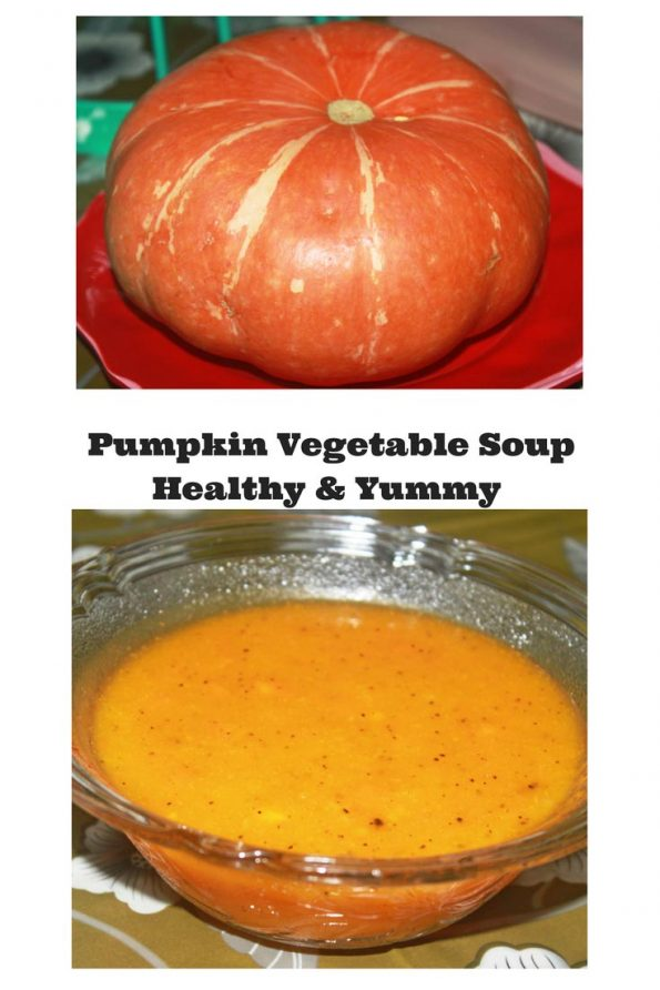 Pumpkin Soup Recipe Without Cream