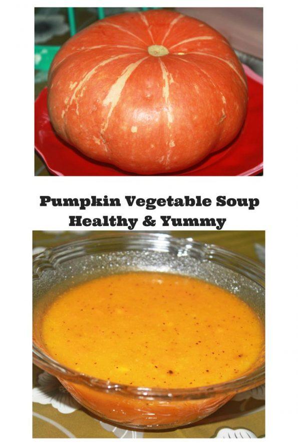 Pumpkin Soup Recipe Without Cream