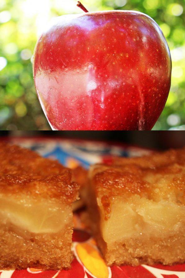 easy fresh apple cake recipe