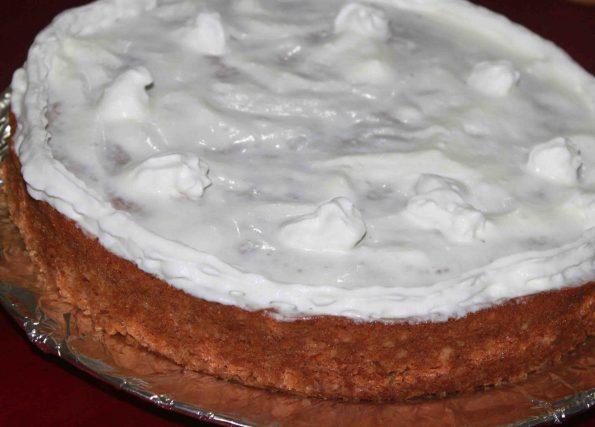 fresh apple nut cake recipe