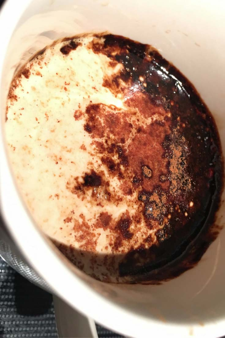homemade cinnamon coffee recipe photo