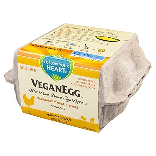 vegan egg substitutes baking