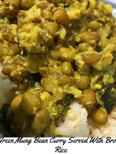 cherupayar curry kerala style