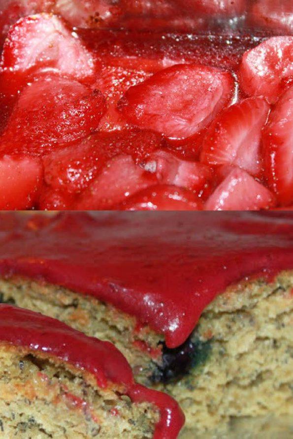 easy fresh sugar free strawberry sauce recipe