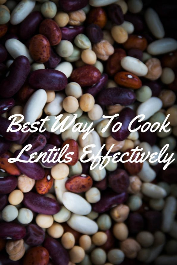 how to cook with lentils