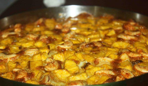 kaipola recipe steamed plantain banana cake