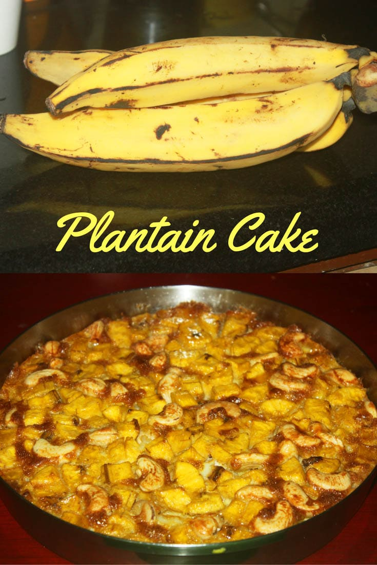Kaipola Recipe – Easy Baked Kaipola Recipe – Plantain Cake Recipe – Kaipola Recipe In Oven