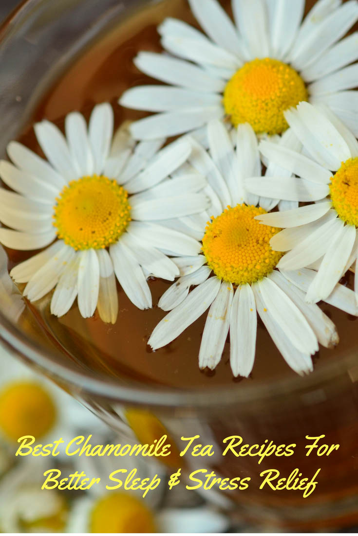 How To Make Chamomile Tea Taste Better – Best Chamomile Tea Recipes For Better Taste