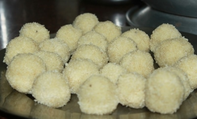 rava ladoo recipe South Indian