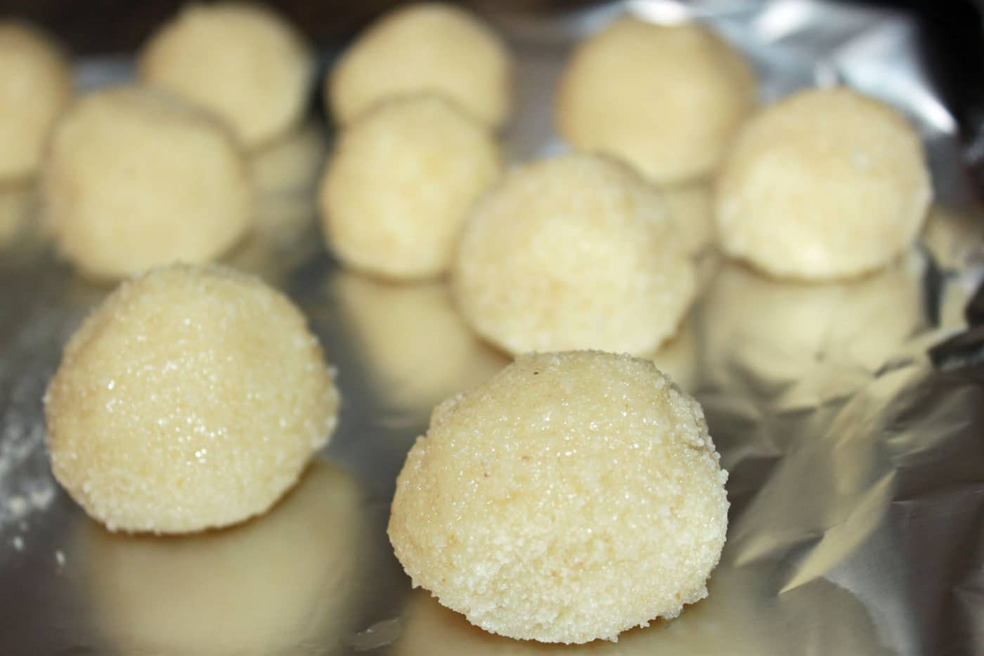 rava ladoo recipe without coconut