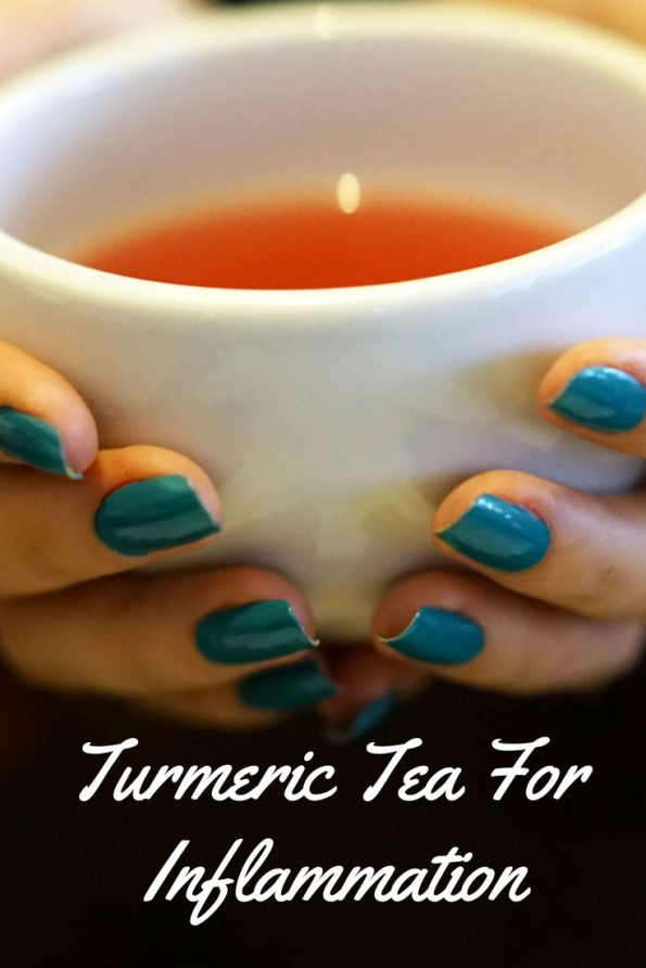 turmeric tea without milk