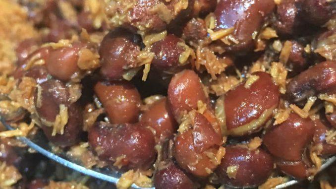 vanpayar thoran recipe image