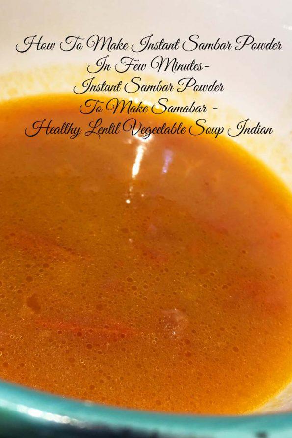 easy sambar powder recipe kerala sambar powder recipe