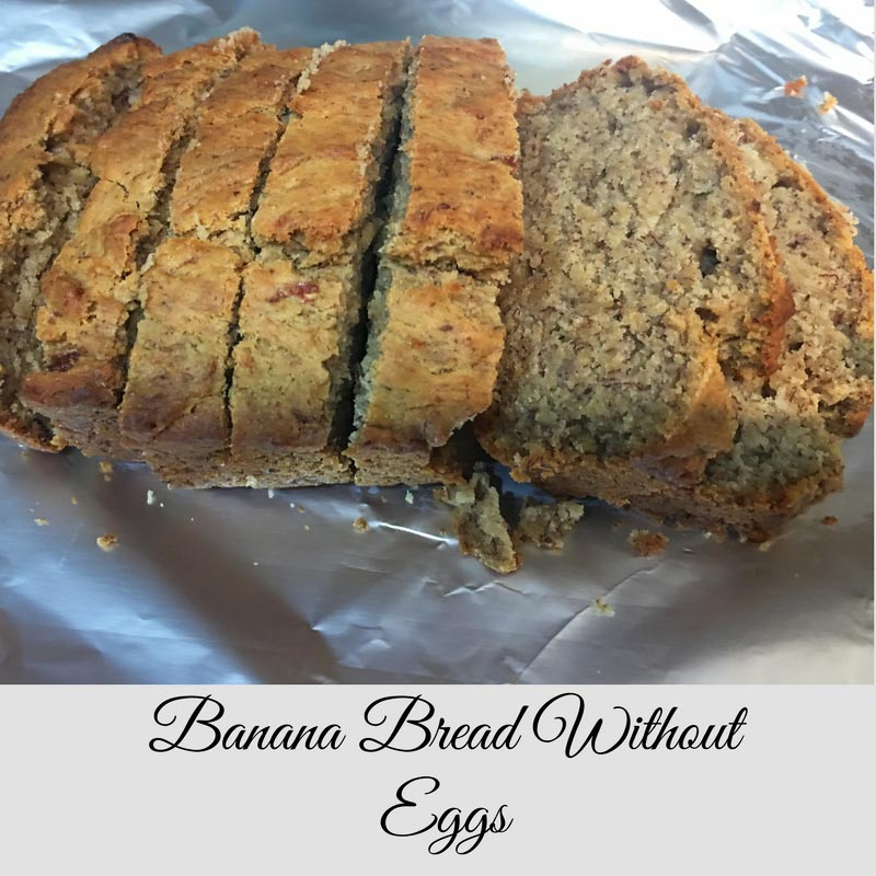 Banana Bread Recipe Without Eggs – How To Make Banana Bread Without Eggs