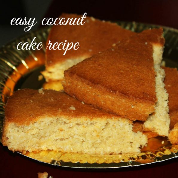 easy homemade coconut cake recipe scratch