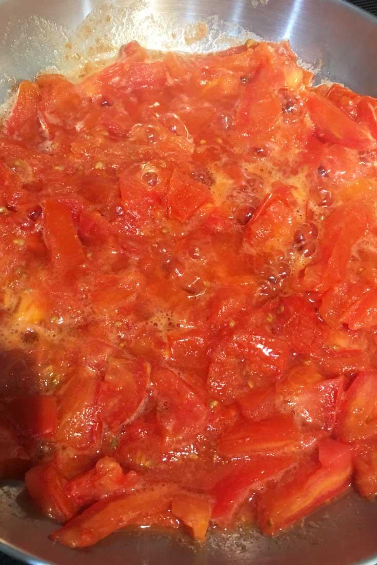 homemade spaghetti sauce recipe fresh tomatoes