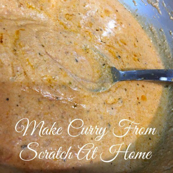indian vegetarian coconut curry recipe scratch