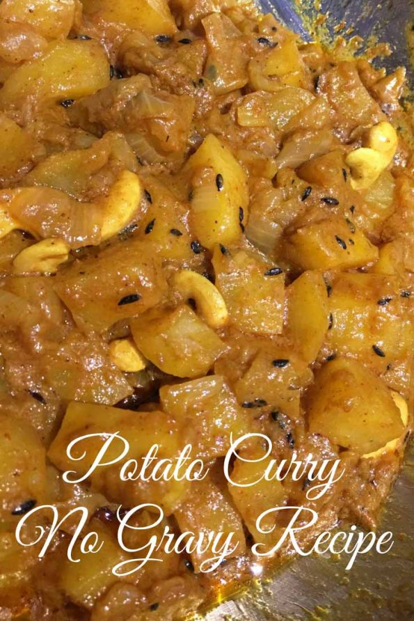 kootu curry recipe potato curry recipe easy