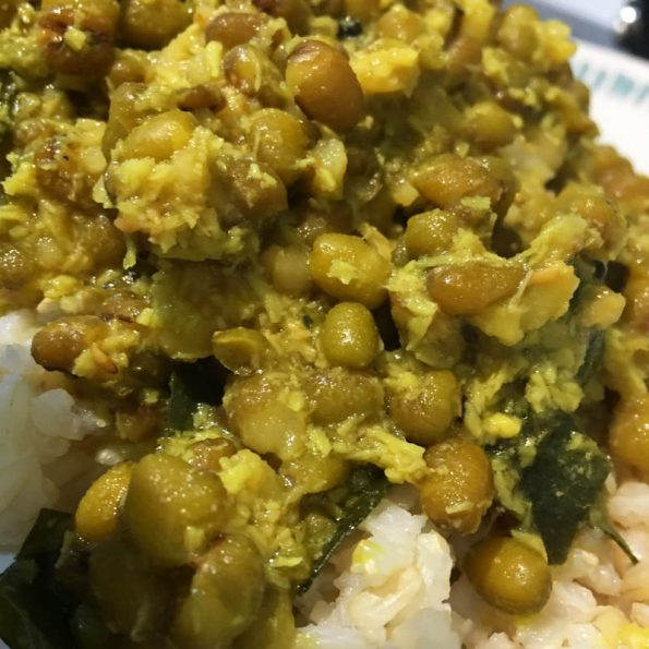 ozhichu curry for rice