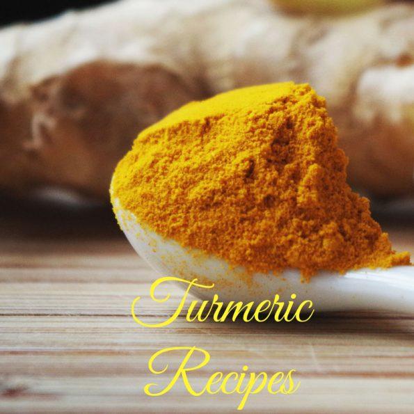 ecipes using turmeric spice