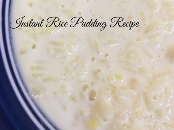 rice pudding recipe leftover rice pictures