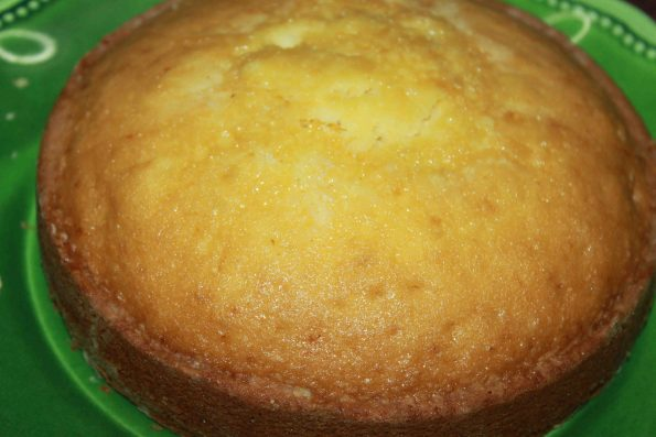 very moist yellow cake recipe scratch