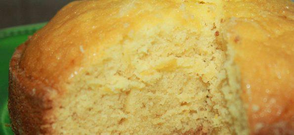 very moist yellow cake recipe scratch photo