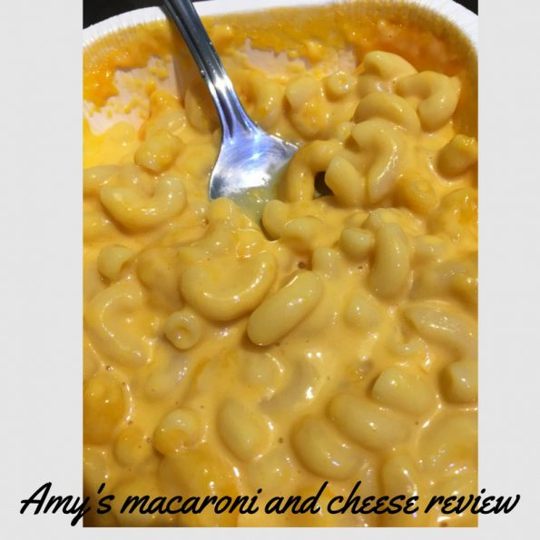 Amy macaroni and cheese review