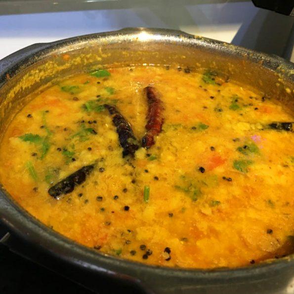 tomato sambar recipe thakkali sambar