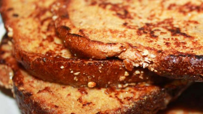 whole wheat french toast recipe from scratch