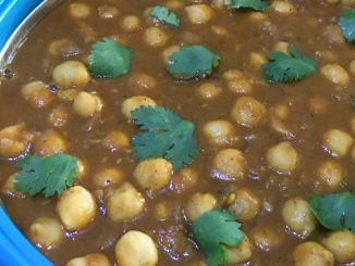 best chana masala recipe ever