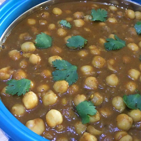 best chana masala recipe ever