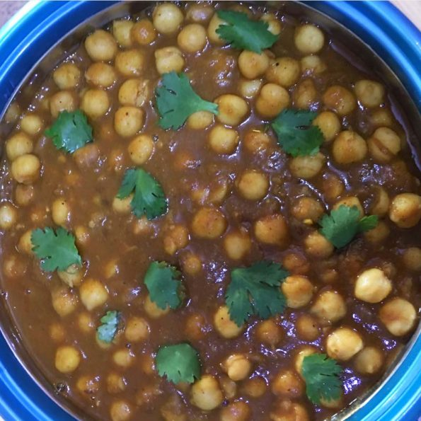 best chana masla recipe for chapathi