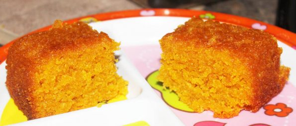 easy mango cake recipe for kids