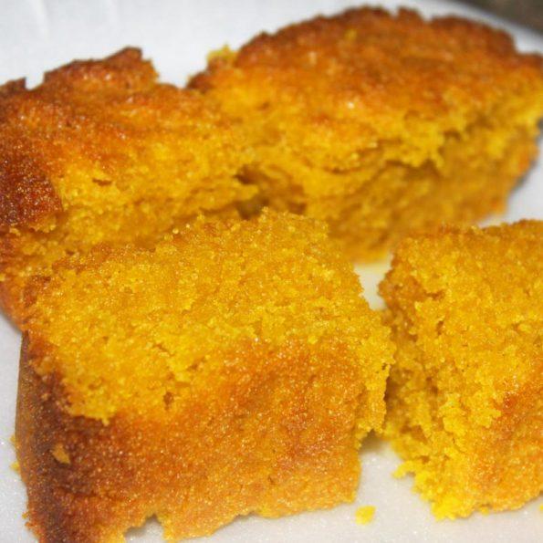 easy mango cake recipe using mango pulp