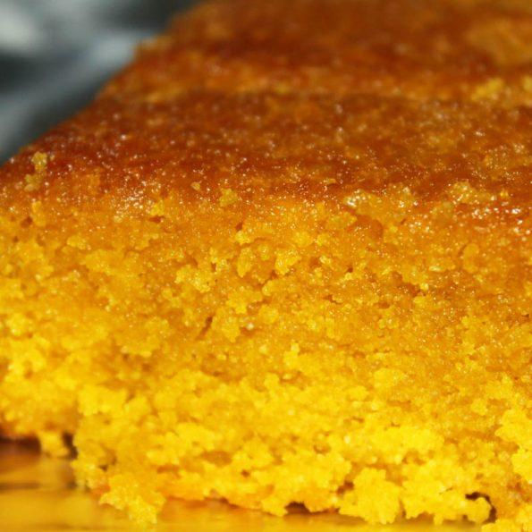 easy mango cake recipe with mango pulp