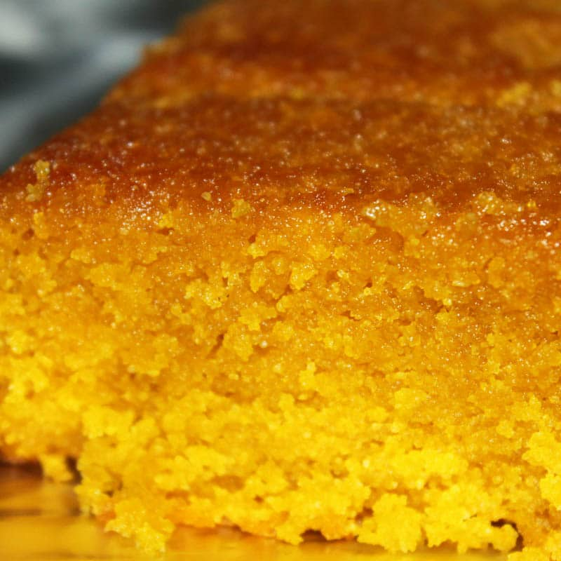 easy mango cake recipe with mango pulp