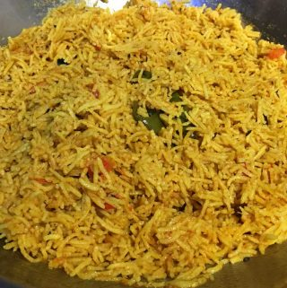 easy tomato rice recipe south indian style