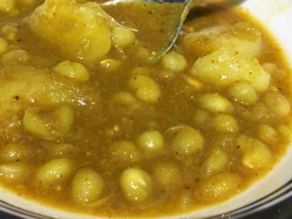 green peas curry for chapathi kerala recipe