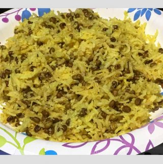 healthy yellow rice and beans recipe easy