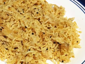 indian curry rice recipe one pot