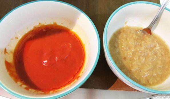 onion tomato paste for chana masala curry recipe