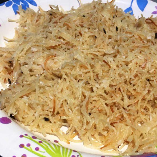 semiya upma recipe Kerala style