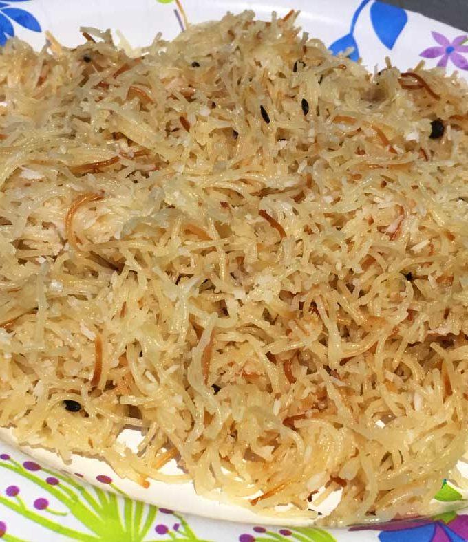Semiya Upma Recipe Kerala Style – Easy Vermicelli Upma Recipe For Quick Breakfast