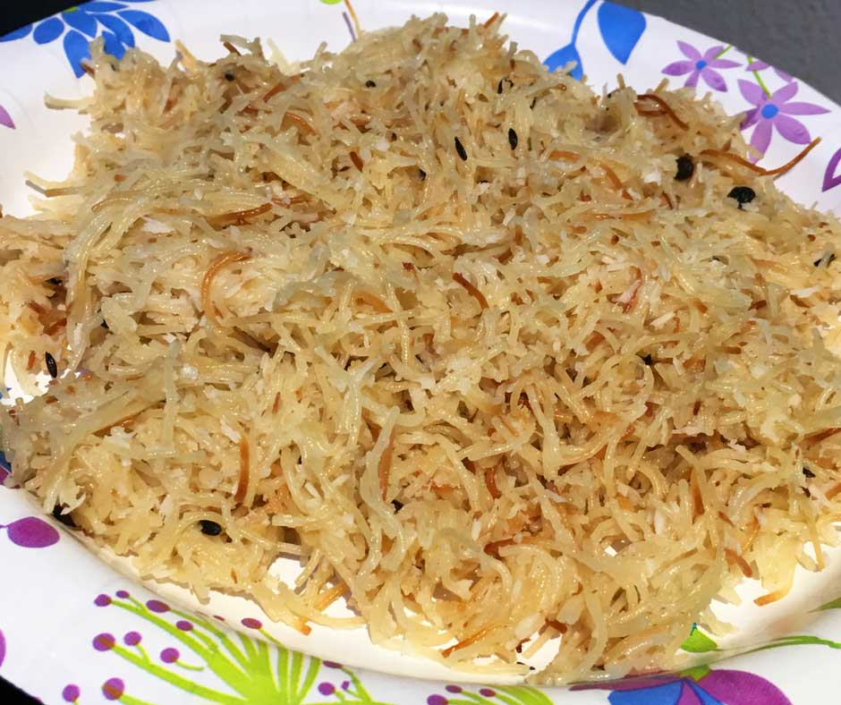 Semiya Upma Recipe Kerala Style Easy Vermicelli Upma Recipe For