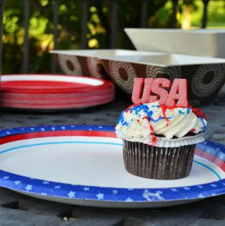 Easy 4th July Food Ideas red white blue