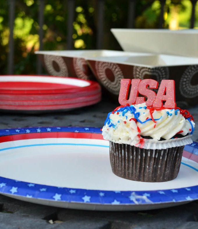Easy 4th July Food Ideas – Easy Fourth July Food Ideas – Red, White & Blue Food Ideas