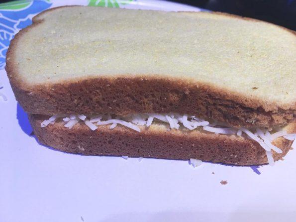make simple bread sandwich using microwave recipe
