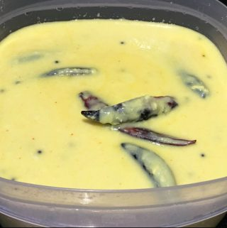 Moru Curry Without Coconut – Kerala Moru Curry Recipe Without Coconut