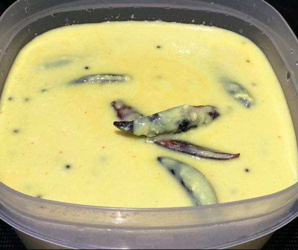 moru curry without coconut kerala recipe